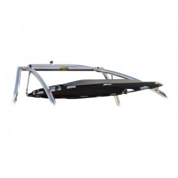 Monster Tower Cargo Rack Bimini - Black - Small